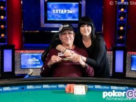【蜗牛扑克】Eli Elezra赢得$1,500七张桩牌赛事冠军,揽获奖金$93,766和个人第四条金手链
