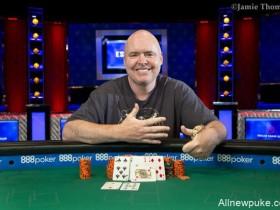 【蜗牛扑克】$10,000七张桩牌赛事:Hennigan Wins夺冠,丹牛获得亚军