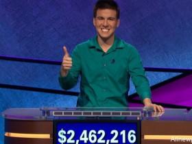 【蜗牛扑克】《挑战自我》玩家James Holzhauer将与Mike Sexton组队参加WSOP Tag团队赛