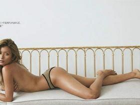【蜗牛扑克】时尚教主ROLA解禁性感写真 裸露杂志写真网友称不够性