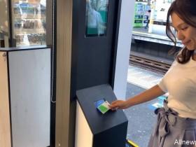 【蜗牛扑克】AI无人超市的欧派正妹高濑彩 日本麻豆甜美迷人