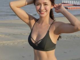 【蜗牛扑克】氧气女孩蔡卓宜Joey Chua 女神正妹美若天仙甜美笑容迷人