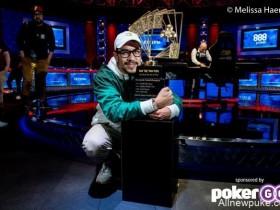 【蜗牛扑克】Phil Hui圆梦扑克玩家锦标赛冠军,揽获头奖$1,099,311