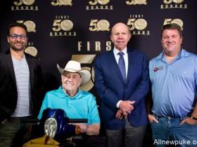 【蜗牛扑克】WSOP 50华诞荣誉颁奖典礼:Brunson, Moneymaker, Negreanu & Hellmuth获奖