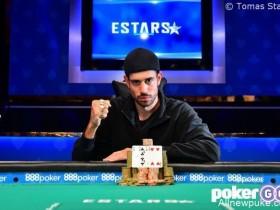 【蜗牛扑克】Nick Schulman摘得$10,000 PLO8+锦标赛桂冠,收获职业生涯第三条金手链
