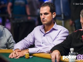"""【蜗牛扑克】Brandon """"DrOctagon"""" Adams取得WSOP.com ONLINE豪客赛冠军,奖金$411,560"""