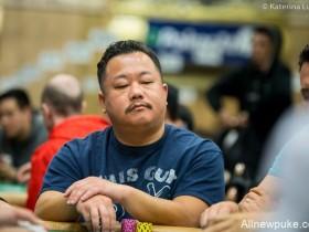 【蜗牛扑克】牌局欣赏:Kou Vang识破Hellmuth的5高诈唬