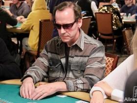 【蜗牛扑克】两度WPT冠军Alan Goehring再回线下牌场,成功打入WSOP主赛第五轮