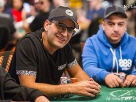 【蜗牛扑克】Antonio Esfandiari获得WSOP主赛第82名,奖金$82,365!