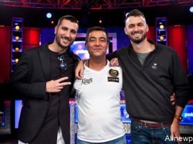 【蜗牛扑克】2019 WSOP主赛决胜桌:Ensan, Sammartino, Livingston入围终极三强
