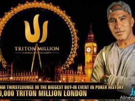 【蜗牛扑克】Bill Perkins成为传奇超高额百万英镑买入豪客赛第50位参赛选手!