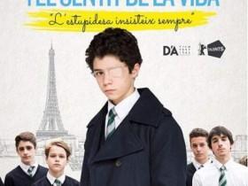 【蜗牛扑克】[让·弗朗索瓦和生命的意义][HD-MP4/1G][中文字幕][720P][12岁少年体验爱情]