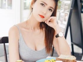 【蜗牛扑克】大马槟城正妹Sin Yee 清秀佳人完美身材吸睛