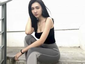 【蜗牛扑克】大马槟城正妹Phinx Lim 魔鬼身材美女凹凸有致性感迷人