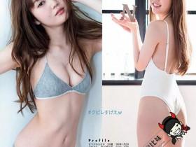 【蜗牛扑克】松川菜菜花(松川菜々花)Instagram写真 巨乳宅男女神性感迷人
