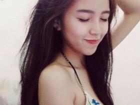 【蜗牛扑克】校园正妹tzeqian chua 虎牙妹甜美清纯获称女神