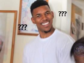【蜗牛扑克】黑人问号哥是NBA球星 Nick Young怎么看待梗图比人红