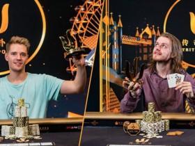 【蜗牛扑克】Loeliger和Carrel分别斩获传奇SHR赛事冠军!