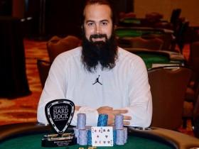 【蜗牛扑克】Jason Mercier取得2019赛米尔洛滚石扑克公开赛$50,000豪客赛冠军