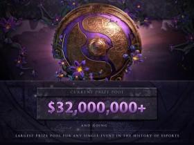 【蜗牛电竞】距离TI9开赛倒计时一周,奖金池已突破3200万美元