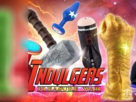 【蜗牛扑克】《复仇者联盟》情趣玩具 成人玩具增加床上运动情趣