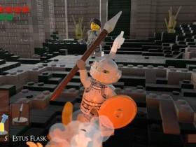 【蜗牛扑克】黑暗灵魂Remastered 高清乐高版游戏容易GG
