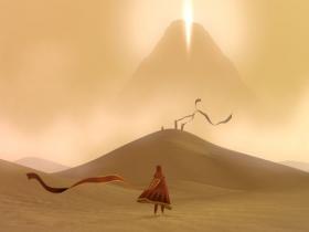 【蜗牛扑克】《风之旅人》游戏也是艺术  简单游戏像梦中的一场旅途