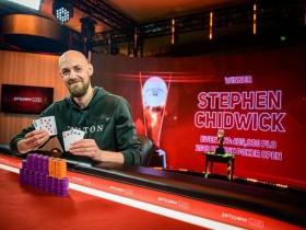 【蜗牛扑克】Stephen Chidwick斩获BPO £25K PLO冠军,入账 £202,500
