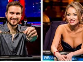 【蜗牛扑克】因牌结缘,Martini和Hoang从对手变为夫妻,令人羡慕!
