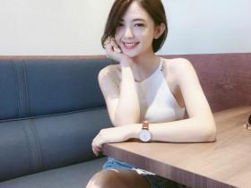 【蜗牛扑克】台湾模特正妹Vava Lai 气质美女逆天大长腿性感迷人