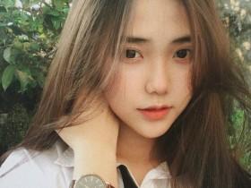 【蜗牛扑克】校花级别的美女正妹Marnie 小清新越南妹气质迷人