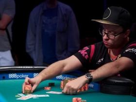 """【蜗牛扑克】""""我是WSOP年度玩家最有竞争力的选手""""——Robert Campbell"""
