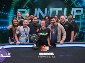 【蜗牛扑克】女牌手Ashley Sleeth斩获$1,100周四之战赛事冠军,入账$27,000