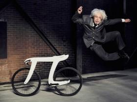 """【蜗牛扑克】π 字型脚踏车 圆周率单车Pi Bike融合""""无理""""与""""合理"""""""