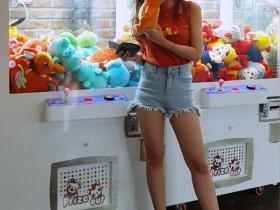 【蜗牛扑克】韩国大长腿正妹kang_jeongwoon 傲人上围乳量惊人