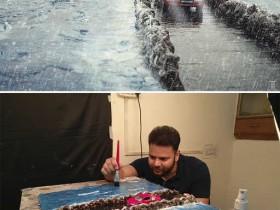 【蜗牛扑克】摄影师拍出最震撼的汽车广告 不出门也能拍汽车平面广告