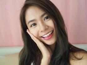 【蜗牛扑克】新加坡正妹Xin Lin 小清新甜美笑容治愈人心