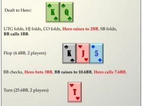 【蜗牛扑克】六人桌常规局典型牌例100手-1
