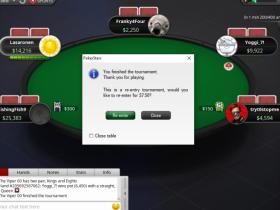 【蜗牛扑克】再买入和延迟报名时间赛事有伤害到扑克经济吗?