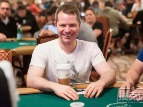 【蜗牛扑克】Jonathan Little谈扑克,河牌圈check-raise诈唬