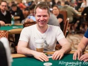 【蜗牛扑克】Jonathan Little:在WPT赛事翻前放弃KK