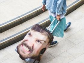 【蜗牛扑克】Head Case客制化行李箱 绝对不再拿错行李箱