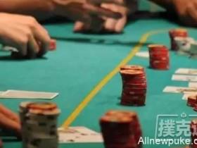 【蜗牛扑克】牌谱分析:AK顶两对你能弃掉吗?