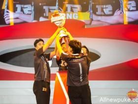 【蜗牛电竞】第三届微博杯RNG战队强势夺冠!XDD战神称号实至名归!