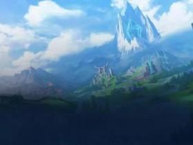 【蜗牛电竞】相似度80% 英雄联盟中的场景VS现实世界中的景观