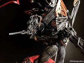 【蜗牛扑克】福音战士铁丝艺术品 惊艳的科幻科技金属感