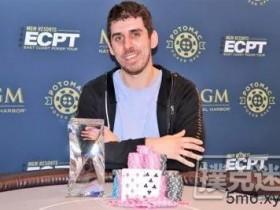 【蜗牛扑克】Matthew Sesso获得Potomac冬季扑克公开赛主赛冠军