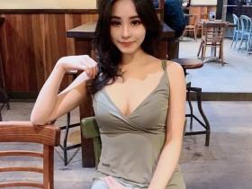 【蜗牛扑克】台湾网红辣妈谢薇安,性感身材分明是少女!