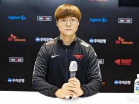【蜗牛电竞】T1胜GEN赛后采访,Teddy:辛苦了,Clid