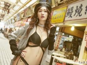 【蜗牛扑克】神乳京香Julia做爱会失神 登上JKF杂志12月号封面女郎